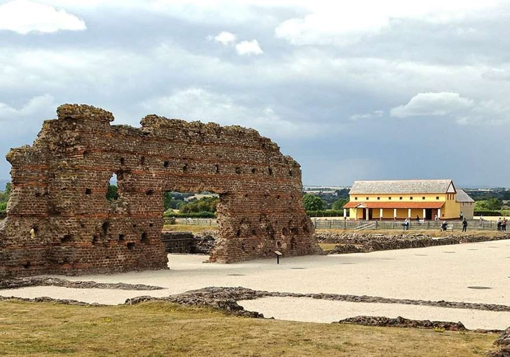Things To Do In Shropshire Wroxeter Roman City