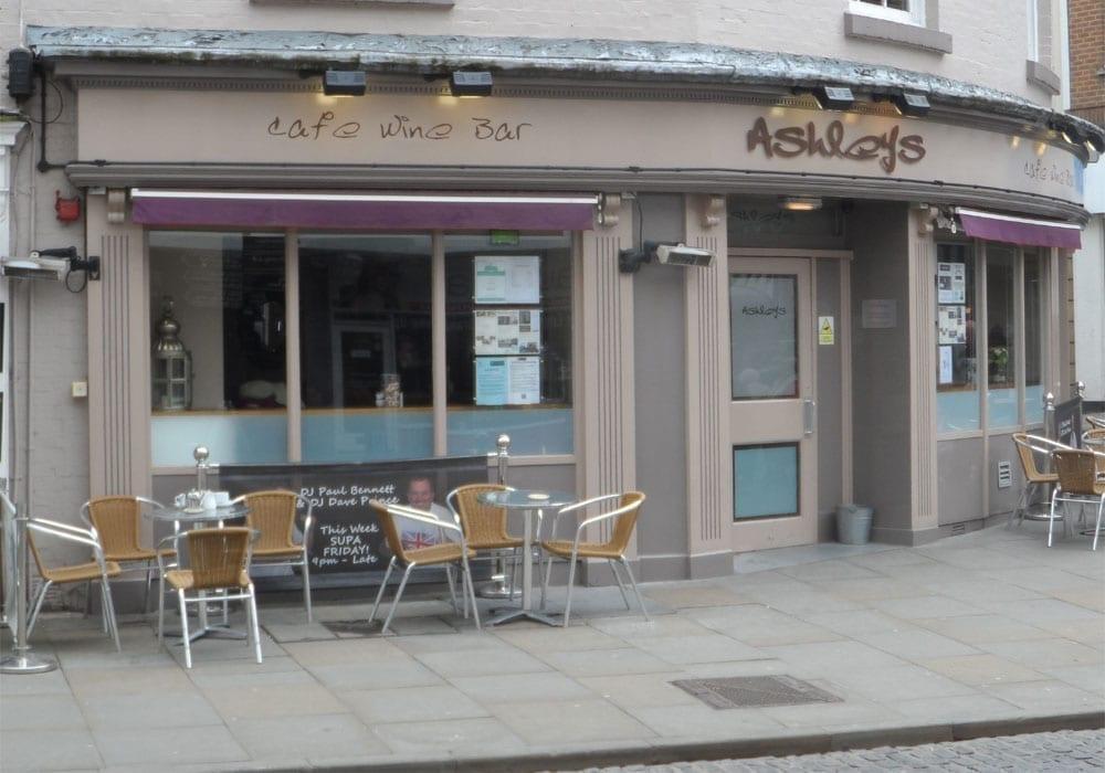 Nightlife In Shropshire Ashleys Bar