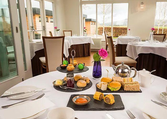 Fishmore Hall Afternoon Teas