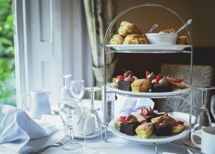 Valley Hotel Afternoon Teas
