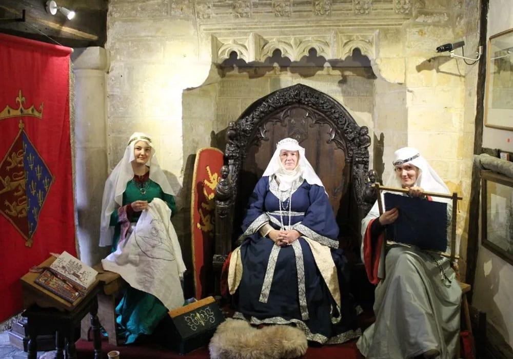 Almonry Abbey Evesham