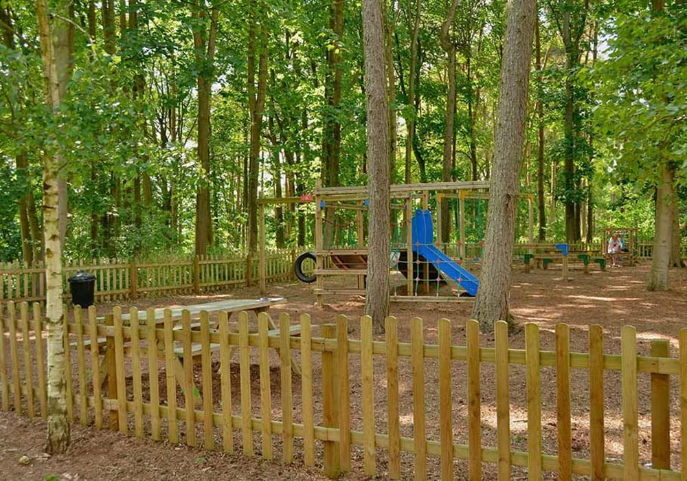 Arley Arboretum Worcestershire