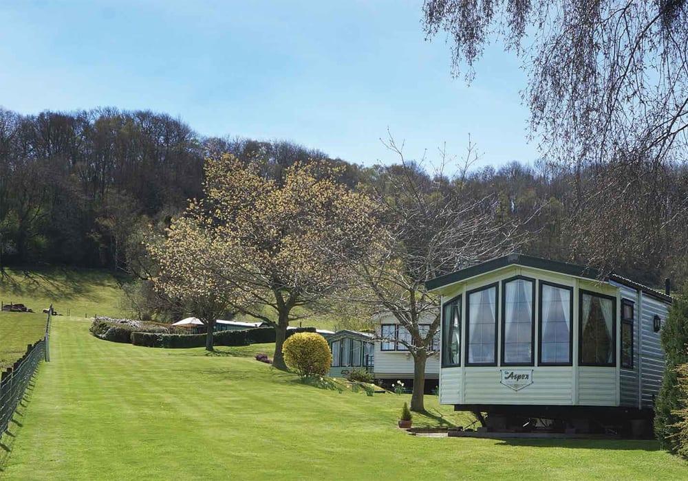 Blakehouse Farm Caravan Park Worcestershire