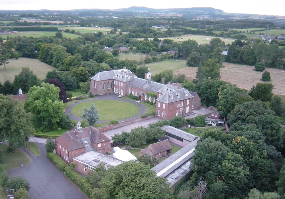 Hartlebury Castle Worcestershire