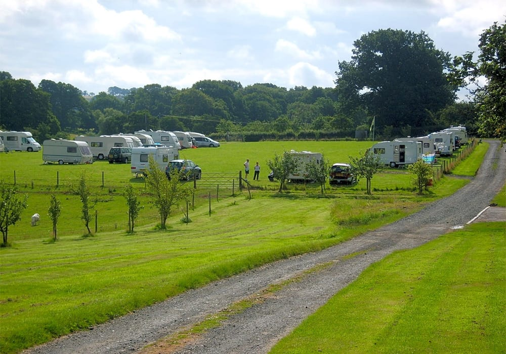 Orchard Holiday Park Worcestershire