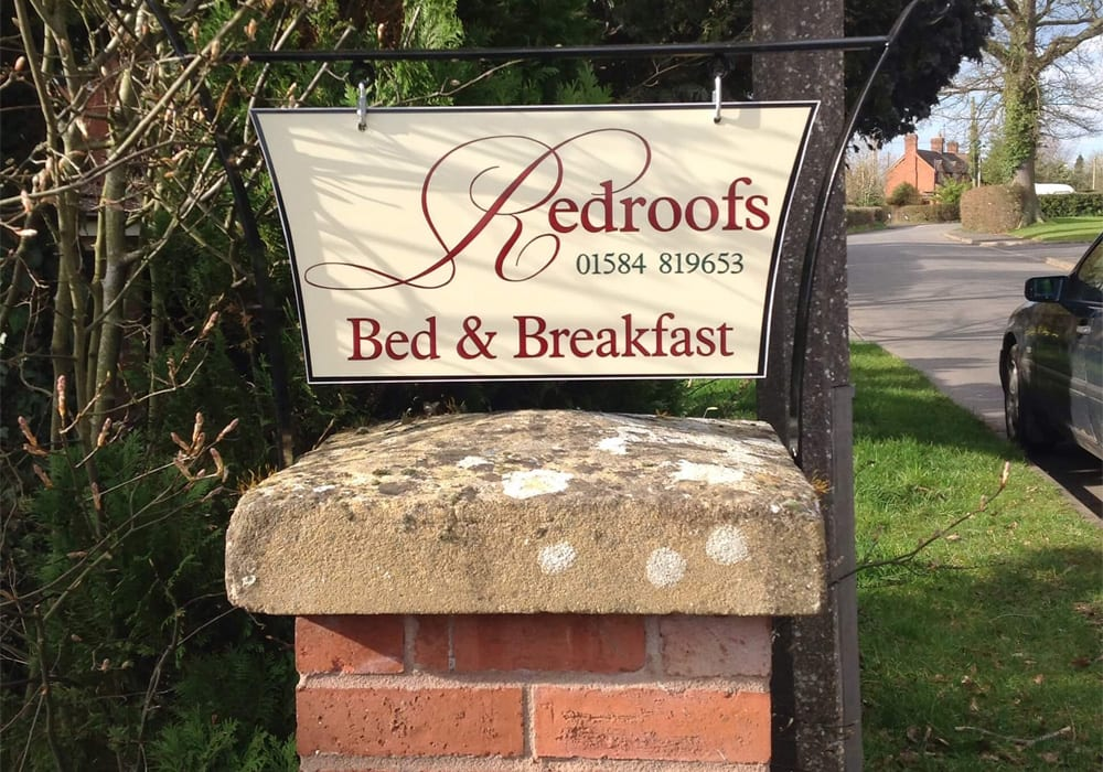 Redroofs Bed And Breakfast