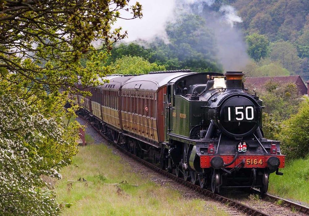 Severn Valley Railway Kidderminster