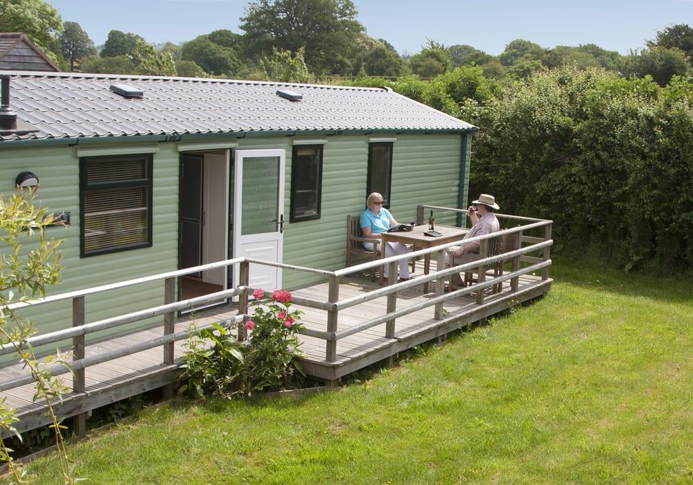 St Michaels Caravan Park Worcestershire