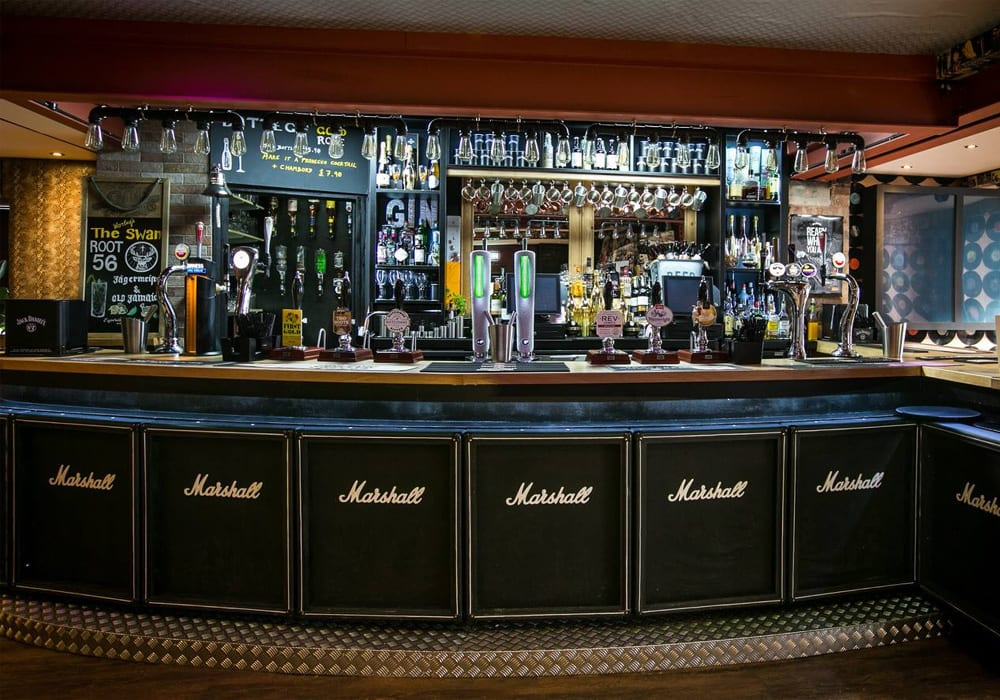 Worleys At The Swan Worcestershire