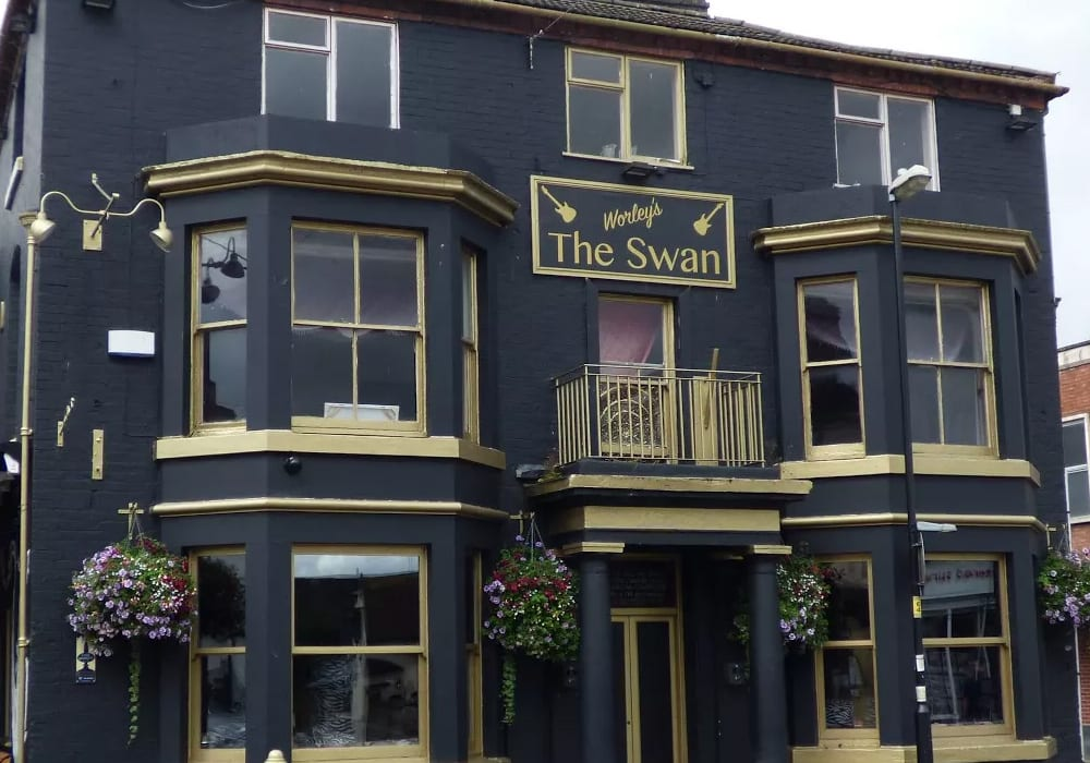 Worleys At The Swan