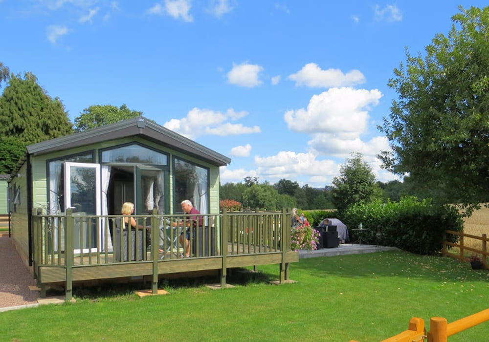 Lickhill Manor Caravan Park Stourport