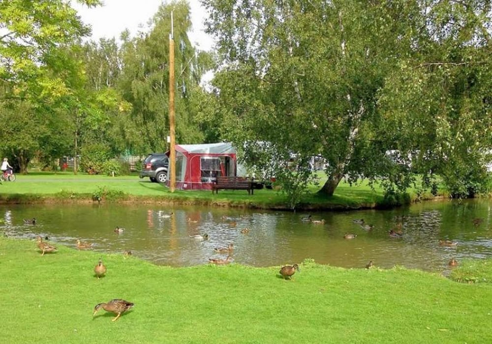 Lickhill Manor Caravan Park Worcestershire