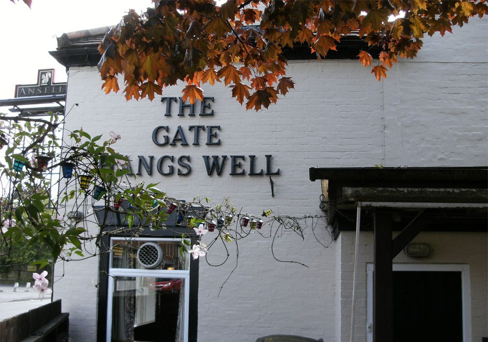 The Gate Hangs Well