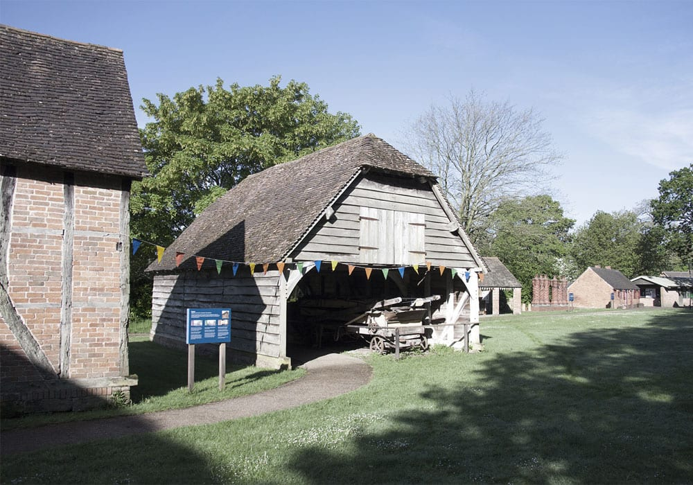 Avoncroft Museum Worcestershire