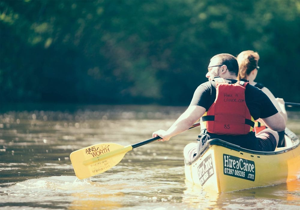 Hire A Canoe Bewdley