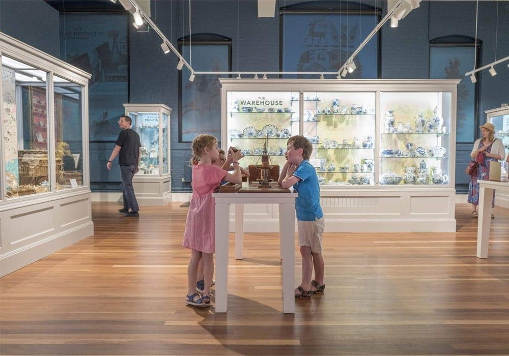 Museum Of Royal Worcester Porcelain