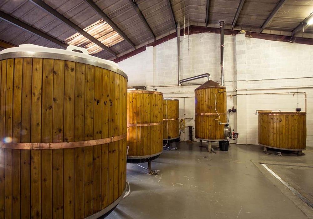 Pershore Brewery Worcestershire