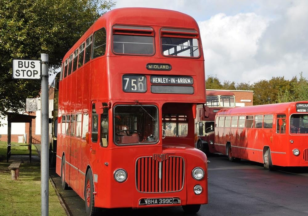 Transport Museum Worcester
