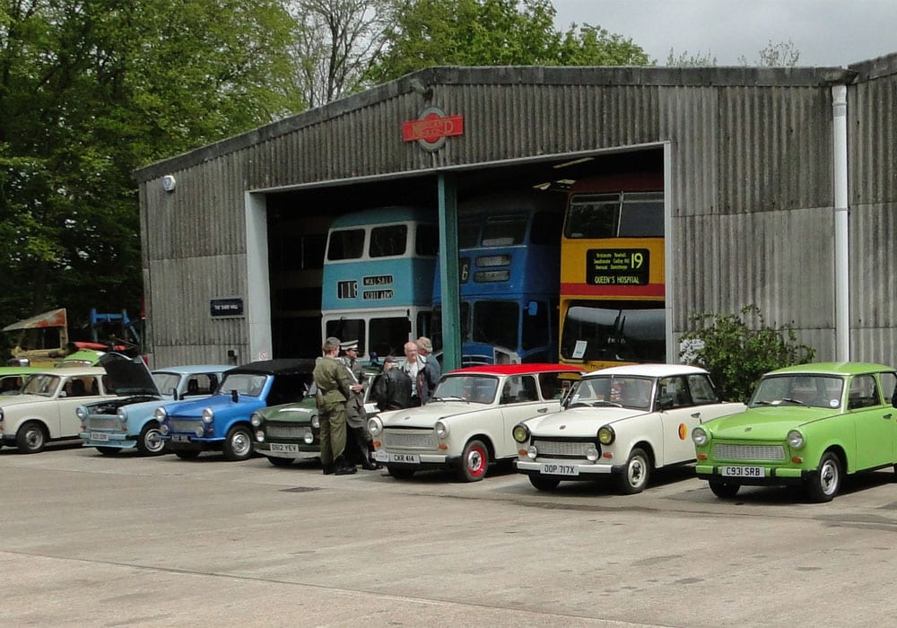 Transport Museum Wythall Worcestershire