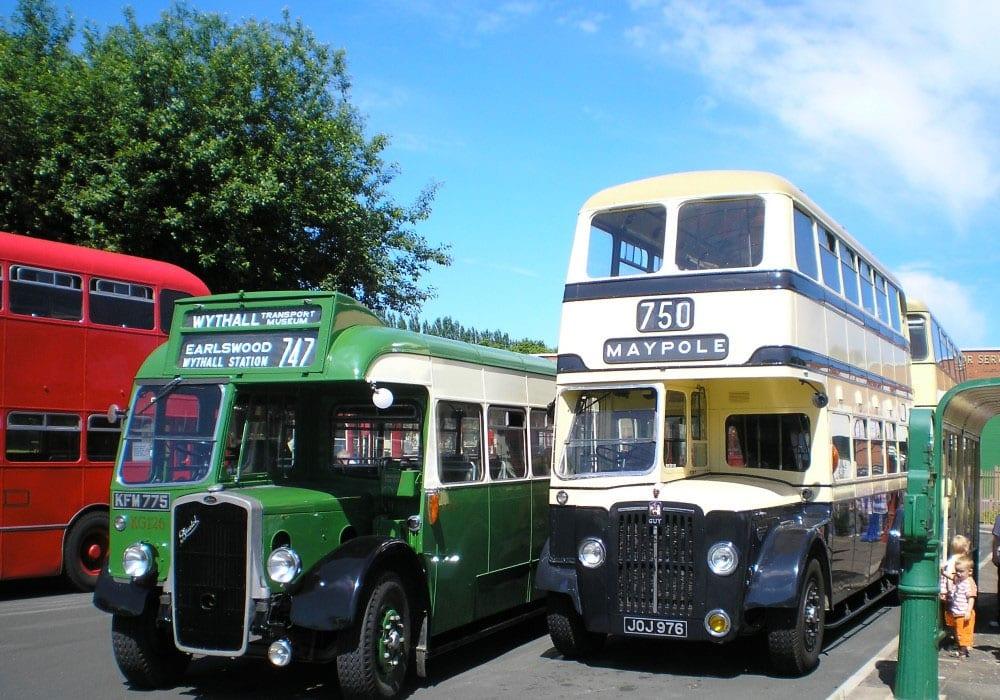 Transport Museum Wythall