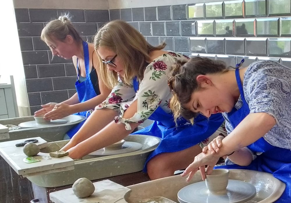 Honeybourne Pottery Worcestershire