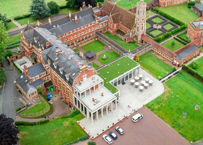 Stanbrook Abbey Wedding Venue