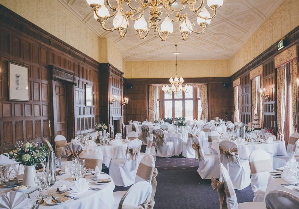 Dumbleton Hall Weddings