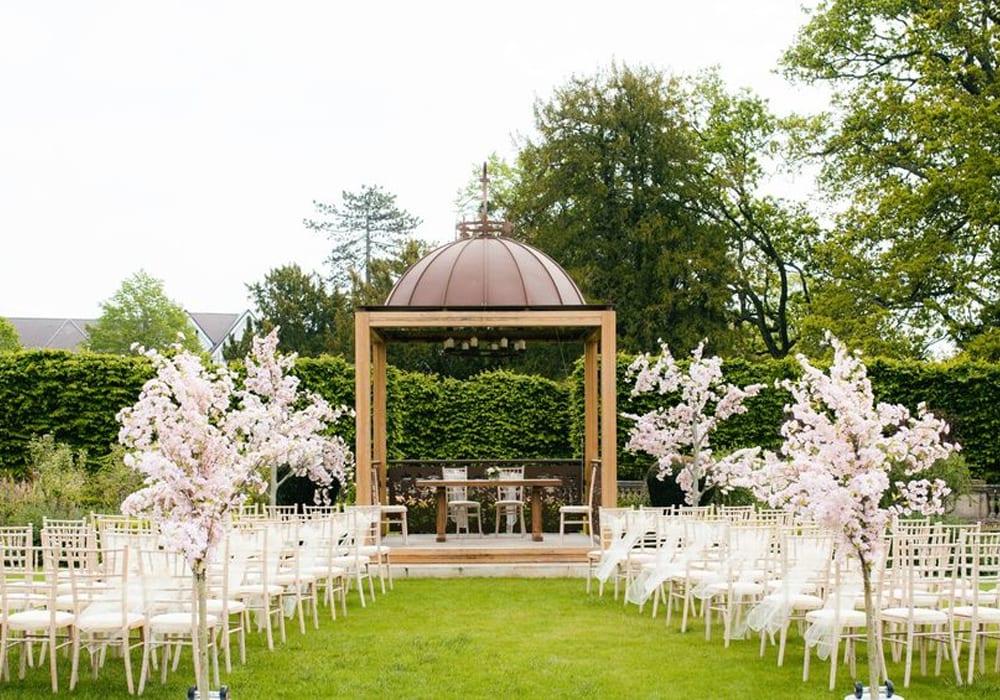The Wood Norton Wedding Venue