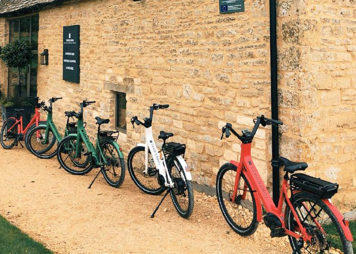 Broadway Tower Cycle Hire