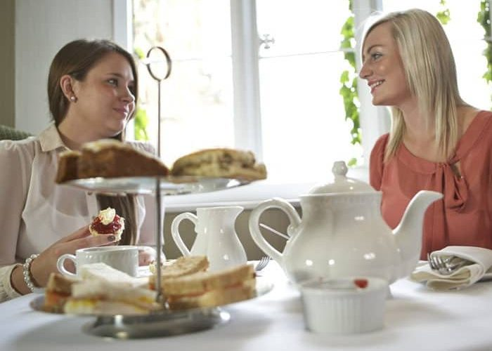 The Abbey Afternoon Tea