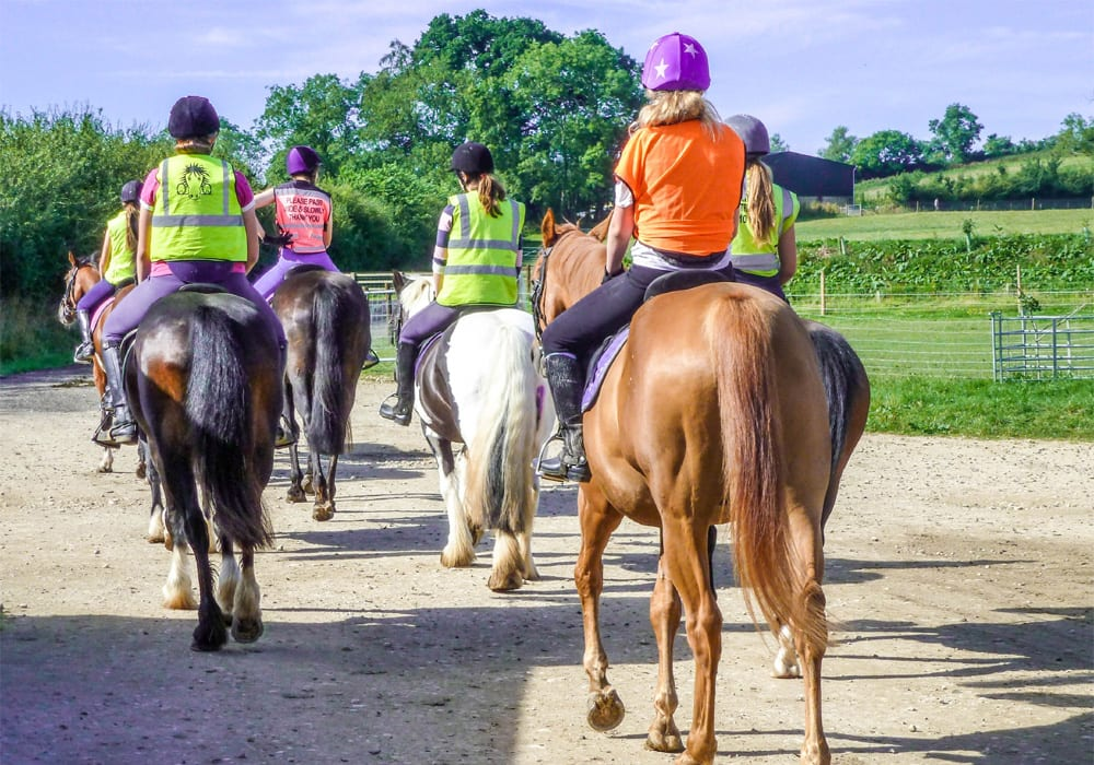 Things To Do In The Midlands, Bourton On The Water Equestrian Centre
