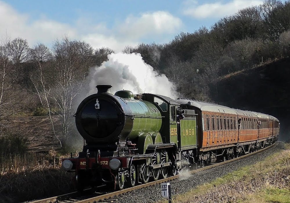 Things To Do In The Midlands, Severn Valley Railway