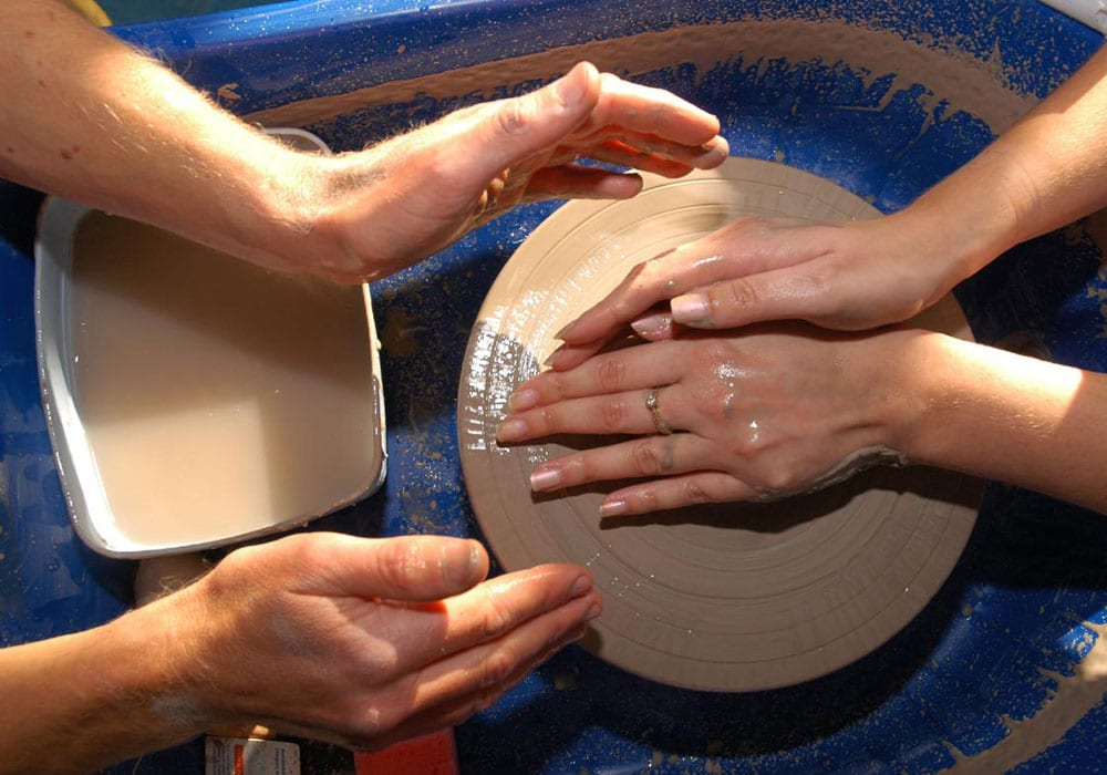 Things To Do In The Midlands Eastnor Pottery