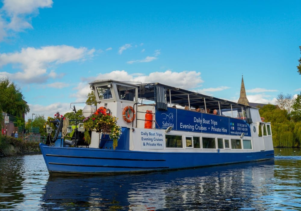 Things To Do In The Midlands Sabrina Boat Tours