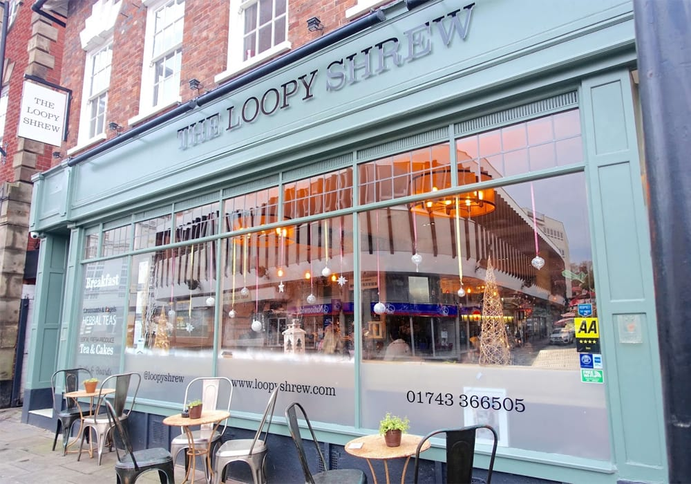 The Loopy Shrew